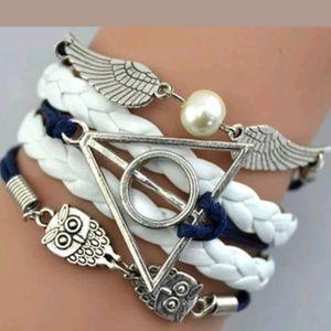 Harry Potter infinity bracelet